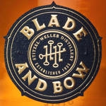 Diageo Blade and Bow Kentucky Straight Bourbon Whiskey