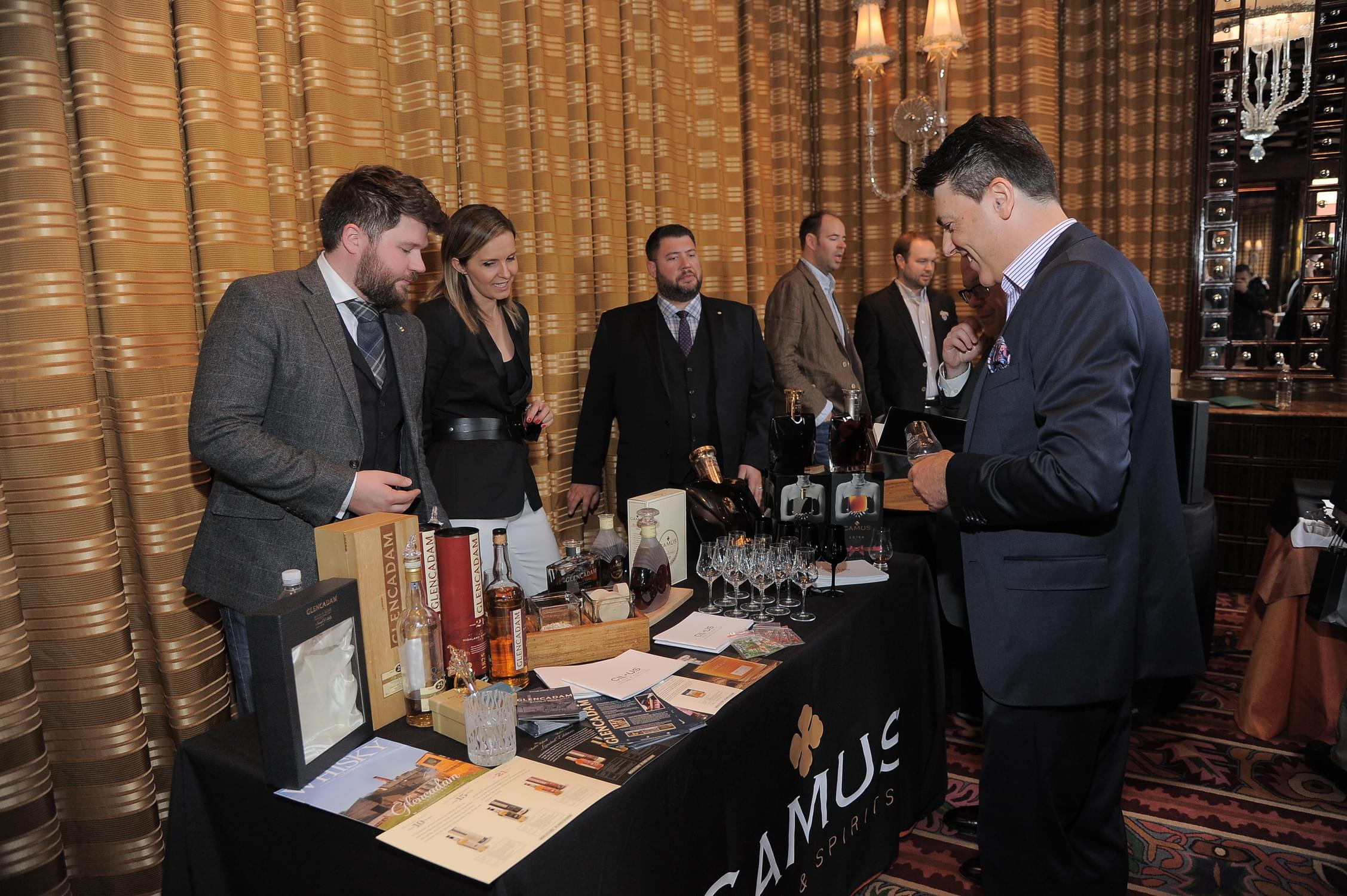 Universal Whisky Experience Event